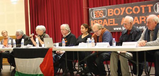 Boycott, Désinvestissement et Sanctions : BDS !